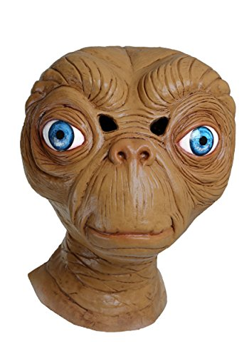 E.T. The Extra-Terrestrial Costume Mask E.T. Movie Mask Standard