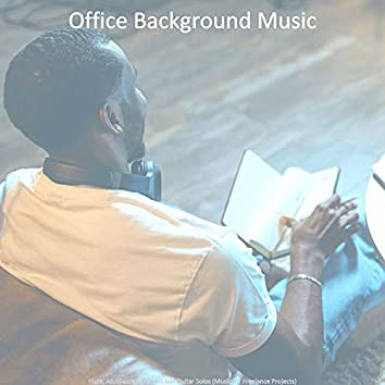 Flute, Alto Saxophone and Jazz Guitar Solos (Music for Freelance Projects)