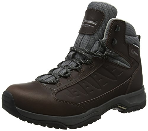 berghaus Damen Exped Ridge 2 Tech Trekking- & Wanderschuhe, Braun (Brown/Grey Bea), 37 EU