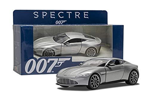 Hornby Modellauto, Aston Martin DB10, inspiriert durch James Bond: Spectre, Silberfarben