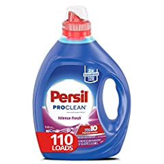 Powerful stain fighting combination for a premium clean Great for everyday laundry and to help fight tough stains This concentrated Formula delivers 2X more cleaning Power in every drop vs our Standard Persil liquid detergent so you don't have to use...
