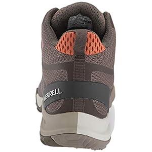 Merrell Women's Siren 3 MID Waterproof Hiking Shoe, Olive, 09.0 M US
