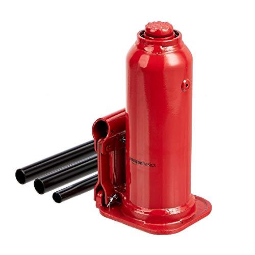 Amazon Basics Hydraulic Bottle Jack, 8-Ton Capacity