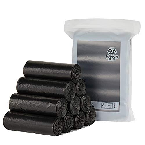 ZZBMKJ 150 50 * 45 Ménage Plat Noir Sac En Plastique Bureau Jetable Pe Classification Sac À Ordures