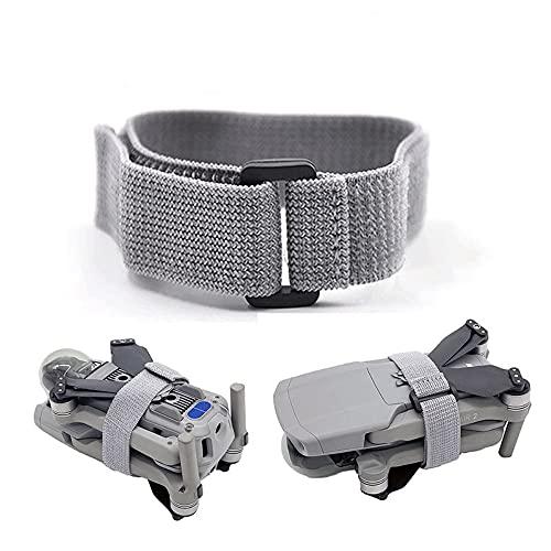 LOVONLIVE Soporte de correas de cinta de hoja de hélice, 1 unid protector de hoja de protección de hélice para DJI Mavic 2/Pro/Air 2/Air 2S/Mini 1 2 Accesorios