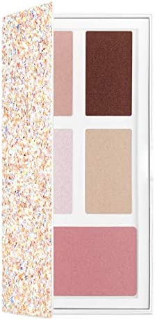 Clinique Limited Edition Twinkle Palettes for Eyes and Cheeks 0 16 oz 4 4 g Tinsel Blush product image