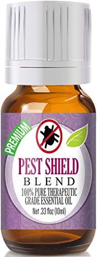 Pest Shield Blend Essential Oil - 100% Pure Therapeutic Grade Pest Shield Blend Oil - 10ml