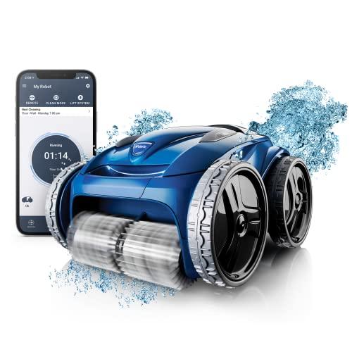 Polaris 9650iQ Sport Robotic Cleaner, Automatic...
