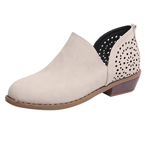 Frauen Mary Jane Schuhe Old Peking Stoff Flache Schuhe Training Schuhe Freizeitschuhe Runde Zehen...
