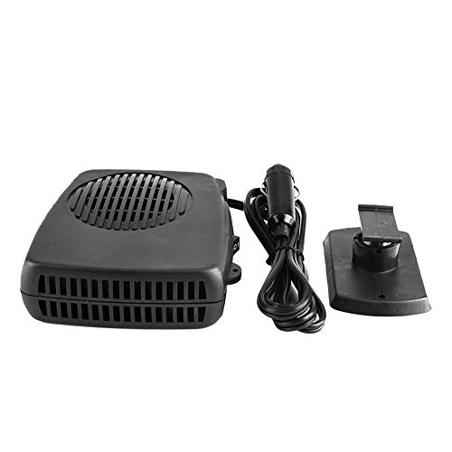 Boat 15 16CM Heating Cooling Fan for Small and Medium-Sized Cars Camping Fast Heating defogger 12V-24V Portable car Heater