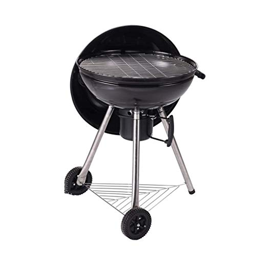 WFFF Barbecue, Charcoal Circular Barbecue Barbecue Barbecue Courtyard Villa Outdoor for More Than 5 People