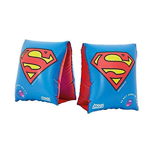 Zoggs Kids 'Superman nuoto Armband, rosso/blu/giallo, 2–6anni