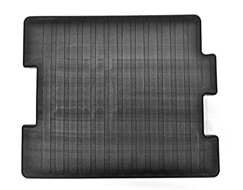 1 Bodenplatte, für Überländer Kompakt, schwarz