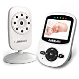 Video Baby Monitor with Digital Camera, ANMEATE Digital 2.4Ghz Wireless Video Monitor with Temperature...