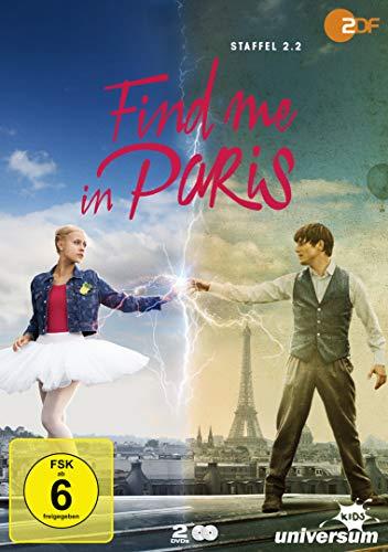 Find Me in Paris - Staffel 2.2 [2 DVDs]