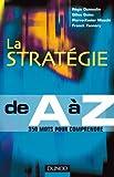 La stratégie de A à Z