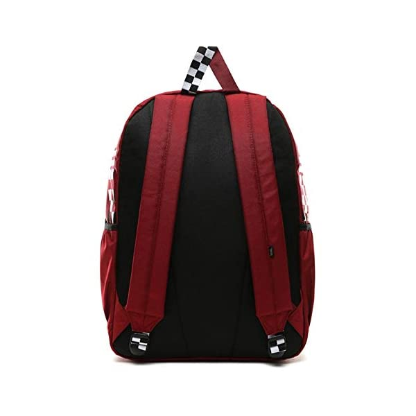 41qsdq3K4tL. SS600  - VANS Sporty Realm Plus Backpack- Biking Red VN0A3PBITV11