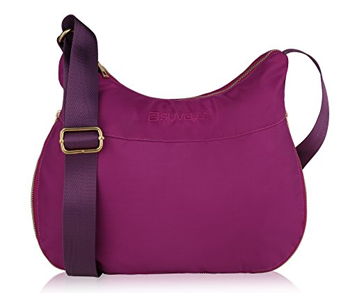 Suvelle Lightweight Hobo Travel RFID...