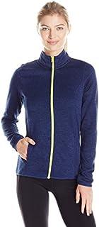 HEAD Women's Cozy Sweater Knit Zip Front Jacket