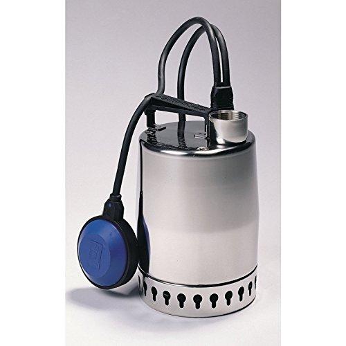 Grundfos–UNILIFT KP 350A1–Pumpe Fäkalienhebeanlage 700W mit Schwimmerventil mit Kugelschreiber