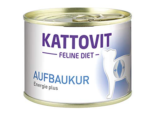 Kattovit Katzenfutter High Performance 175 g, 12er Pack (12 x 175 g)
