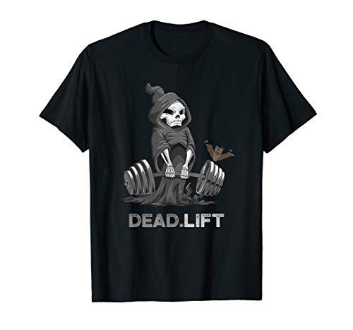 Deadlift Kreuzheben Fitness Bodybuilder Powerlifter T-Shirt