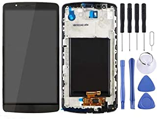 LCD Display Replacement Parts LCD Display + Touch Panel with Frame for LG G3 / D850 / D851 / D855 / VS985 Mobile Phone Rep...
