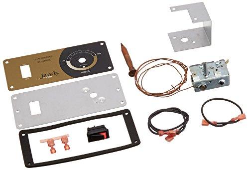 Zodiac R0318800 Elektrischer Thermostat, Ersatz Jandy XL-3 ölgebrannte Pool- und Spa-Heizung