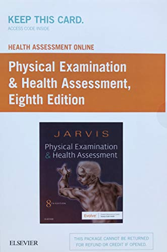Health Assessment Online for Physical Examination and Health Assessment, Version 4 (Access Code)