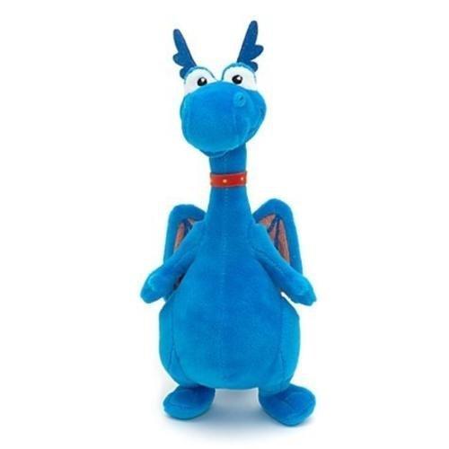 """Disney Store/Disney Jr. Doc McStuffins 8 1/2"""" Stuffy Plush Dragon Doll"""