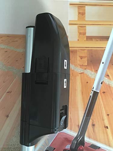 Flexi Sweeper, Akku-Delta Kehrbesen 4 tlg, kabellose elektrische Kehrmaschine, ideal für Bodenbeläge aller Art - 2