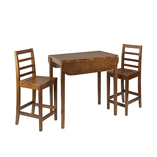 Silverwood Dining Set, Brown