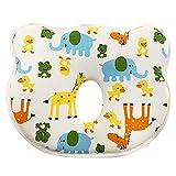 Almohada para bebé recién nacido, almohada de espuma viscoelástica de algodón Joycabin, almohada...