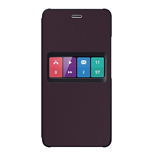 Wiko Wiboard Schutzhülle Smart Folio für U'Feel violett