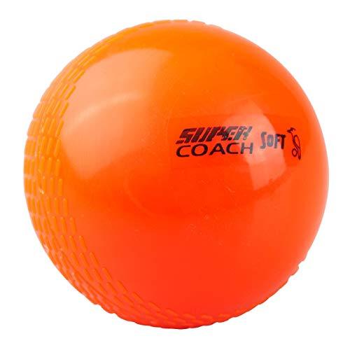 Kookaburra  Supercoach Soft Ball, Orange,