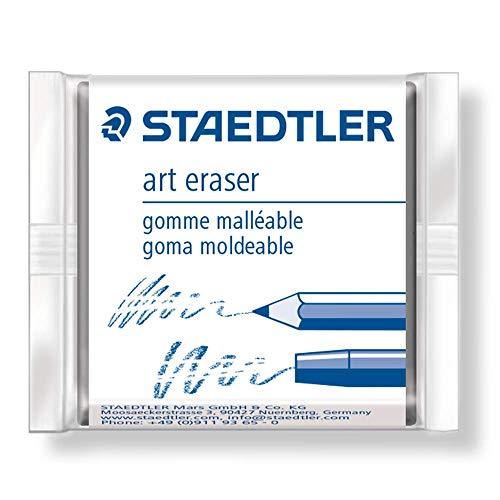 Borracha Técnica Artística, Staedtler, Pastel Soft Karat,(5427 06) , Cinza (1 unidade)