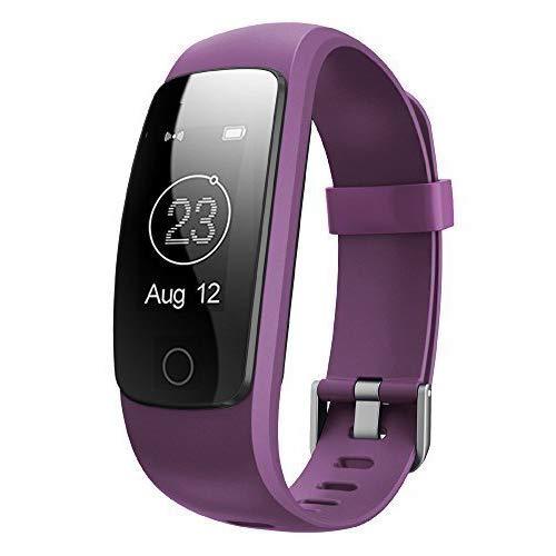 Willful Smartwatch Orologio Fitness Tracker Uomo Donna Cardiofrequenzimetro da Polso Contapassi Calorie Sonno Orologio Sportivo Impermeabile IP67 Smartband Cronometro per Android iOS Telefono