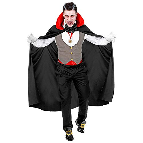 WIDMANN-Vampiro 01684 - Disfraz de hombre, multicolor, (XL/XXL)