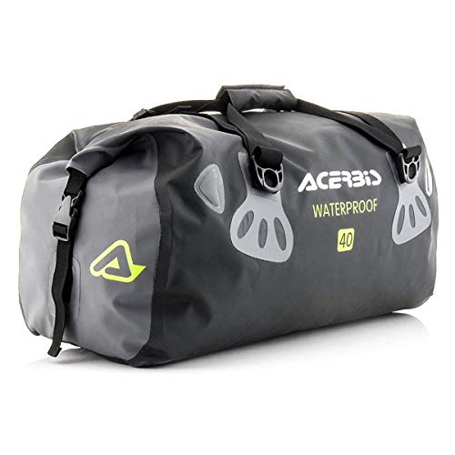 borsone motocross Acerbis 250630168 316 No Water Bag HORIZONT Nero/Grigio