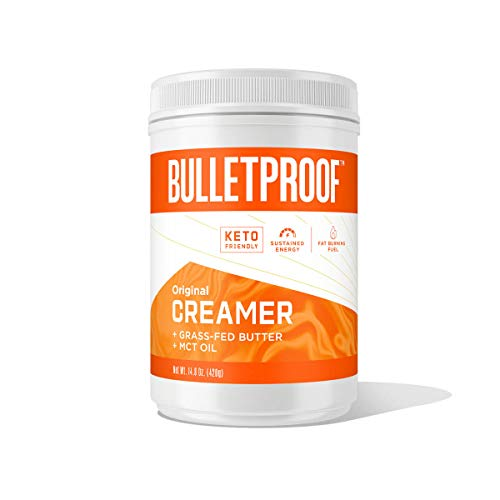 Keto Unflavored Bulletproof Coffee Creamer