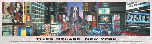 1000 piece puzzles time square - 9