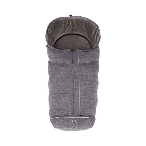 Babycab Daunen-Fußsack Kibo für Kinderwagen/Baby Winterfußsack/herausnehmbare Fleece-Einlage