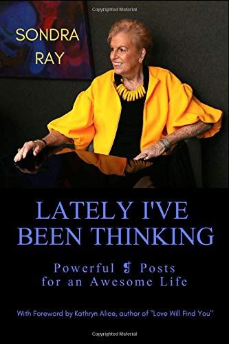 Lately I've Been Thinking: Powerful ❡ Posts for an Awesome Life [Idioma Inglés]