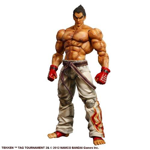 [UK-Import]Tekken Tag Tournament 2 Play Arts Kai Kazuya Mishima Action Figure