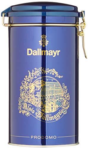 Dallmayr Kaffeedose blau, für 500g Kaffee, Schmuckdose (1 x 0,5 kg)