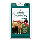 two dog no tangle leash, by Sporn