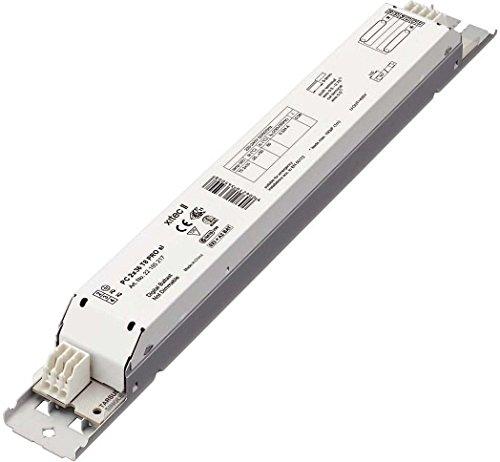 Elektronisches Vorschaltgerät EVG PC 2x 36 Watt T8 Leuchtstofflampe PRO - Tridonic 36W
