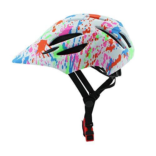 Mountain road bike helmet, detachable, full face bicycle helmet for children