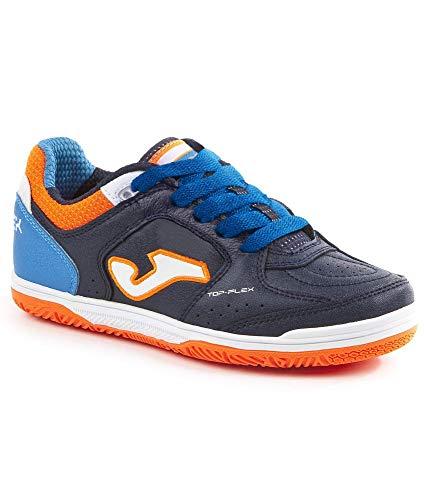 JOMA- Chaussure de foot en salle Jr Top Flex Navy Taille 36