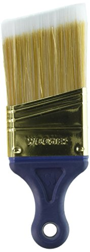 Wooster Brush Q3211-2 Shortcut Angle 3Pk Sash Paint Brush